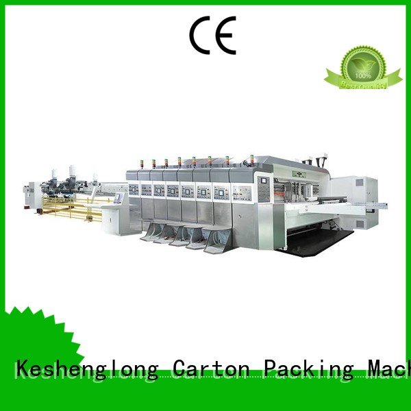 China hd flexo ejecting fixed HD flexo printer slotter