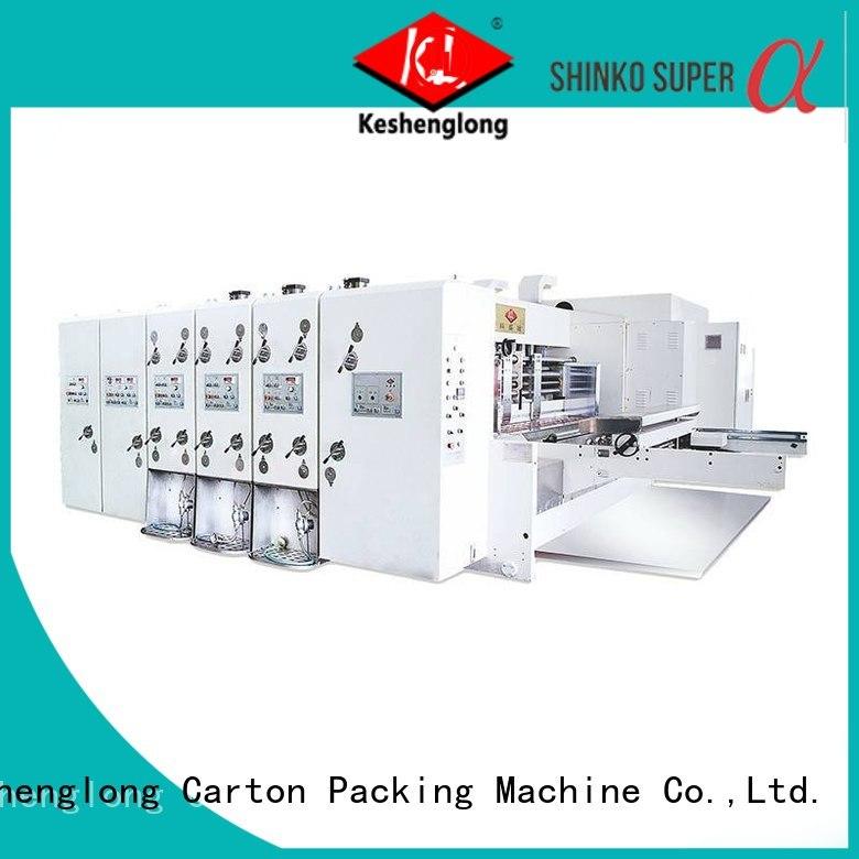 KeShengLong Brand flexo flexo printing and die cutting machine die supplier