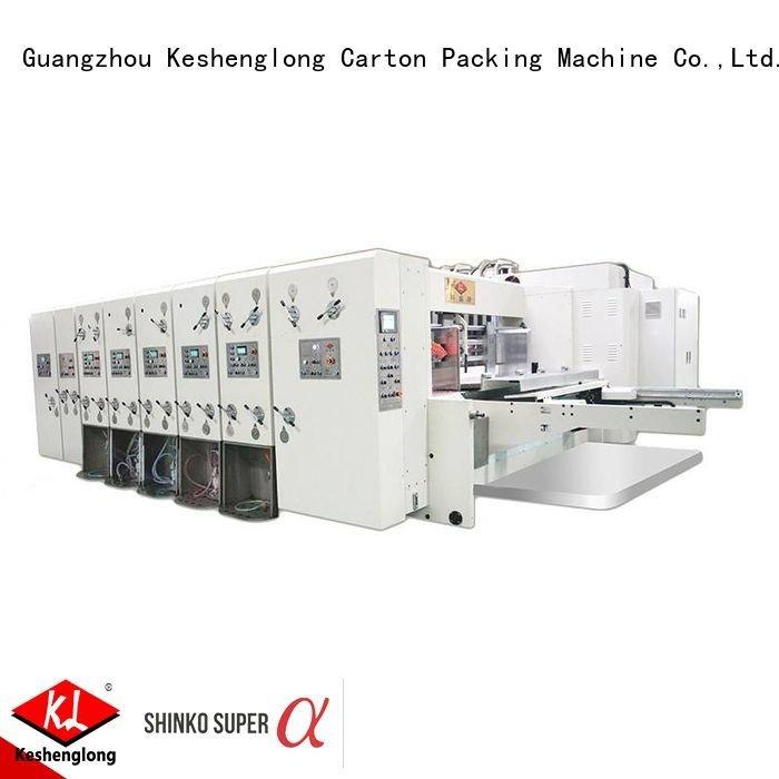 flexo printing and die cutting machine k3 printing flexo automatic Bulk Buy