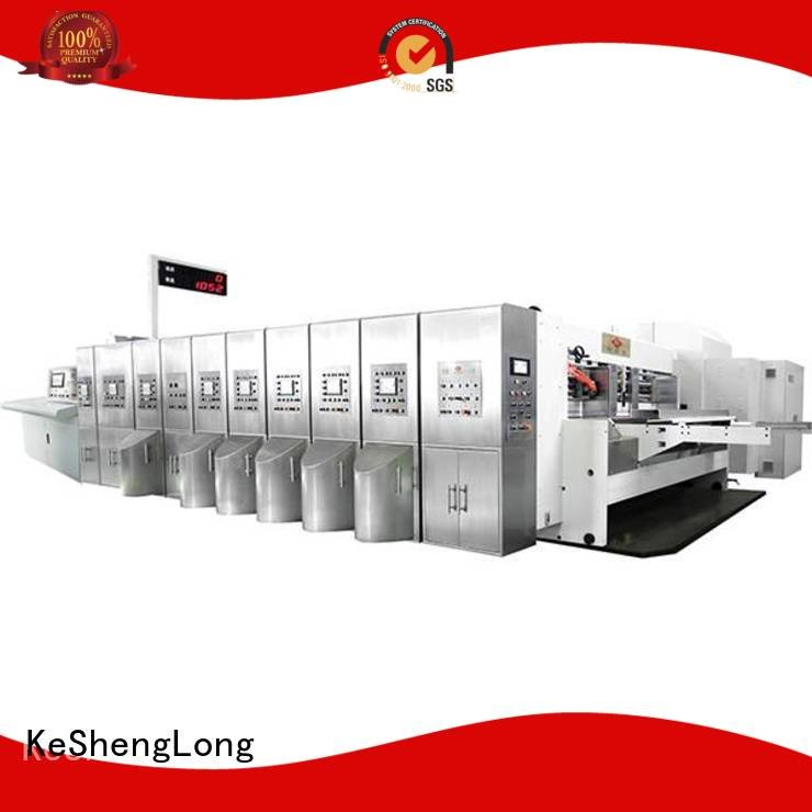 China hd flexo automatic slotting gluing control Bulk Buy
