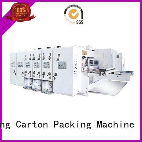 flexo printing and die cutting machine machine flexo KeShengLong Brand