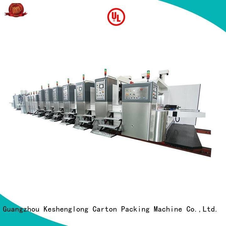 China hd flexo printing) computerized topbottom KeShengLong