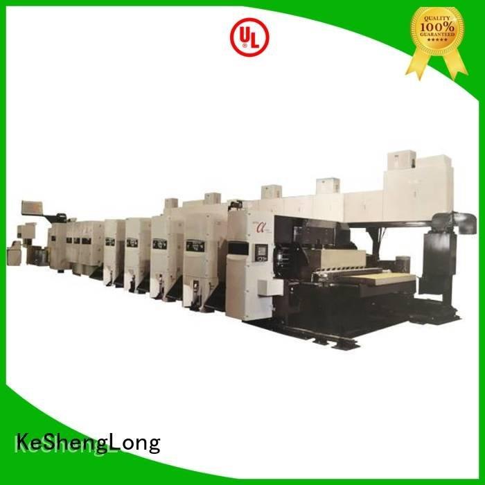 slotter flexo printer slotter KeShengLong Brand