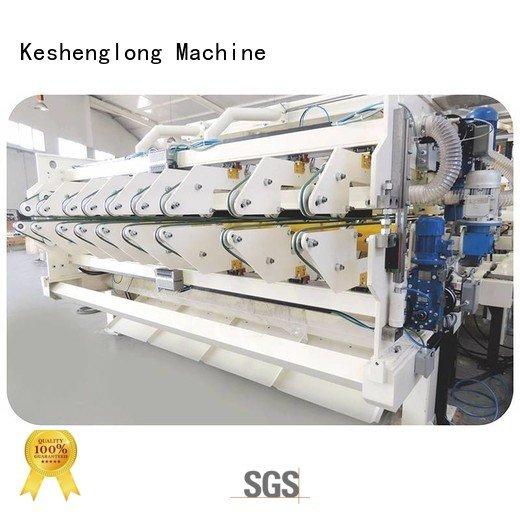 kmd robot cardboard box printing machine KeShengLong
