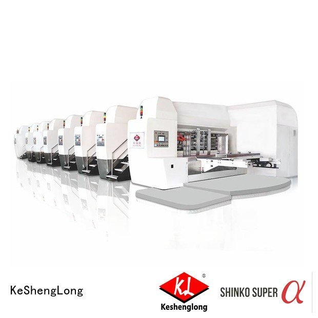HD flexo printer slotter KeShengLong