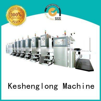 diecutting folding K9-Type KeShengLong China hd flexo