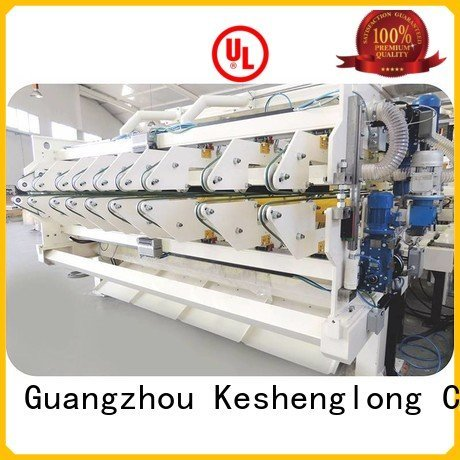 cardboard box printing machine four color Auxiliary cardboard box printing machine KeShengLong Brand