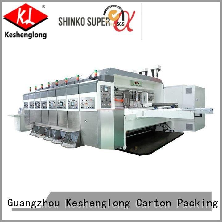 KeShengLong diecutting control ejecting China hd flexo K8-Type