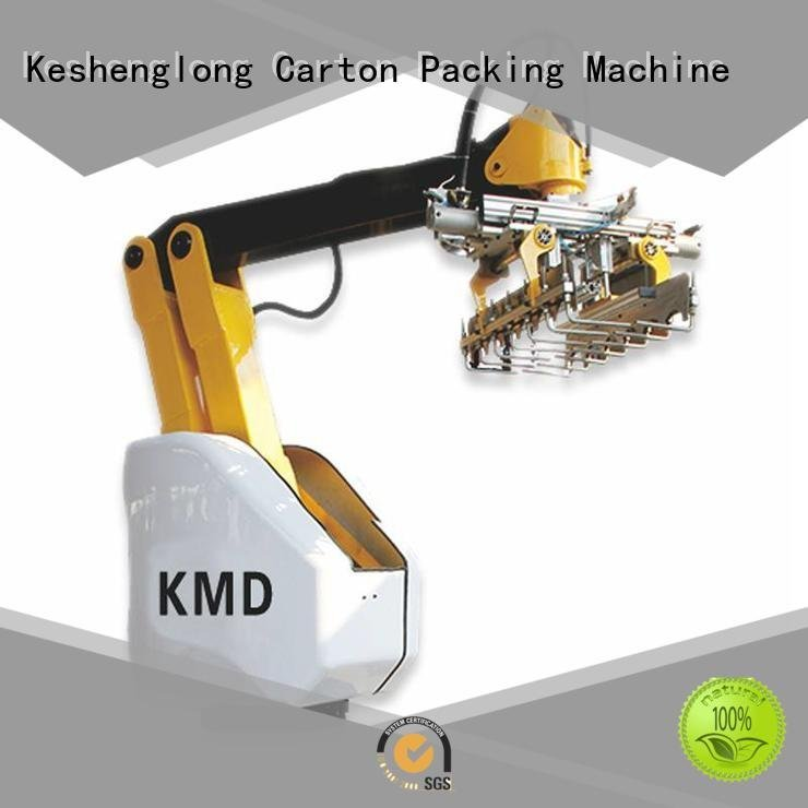 Top four color six color cardboard box printing machine KeShengLong