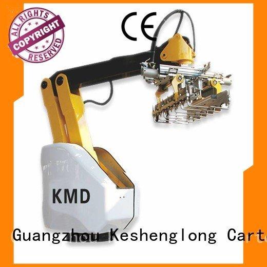 KeShengLong Brand three color Top cardboard box printing machine six color four color