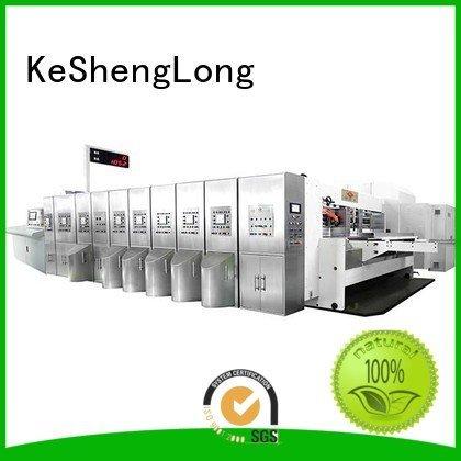 KeShengLong China hd flexo folding flexo diecutting