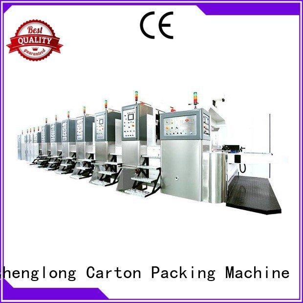 KeShengLong Brand computerized flat gluing China hd flexo
