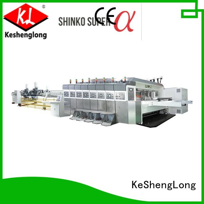 China hd flexo automatic diecutting ejecting computerized