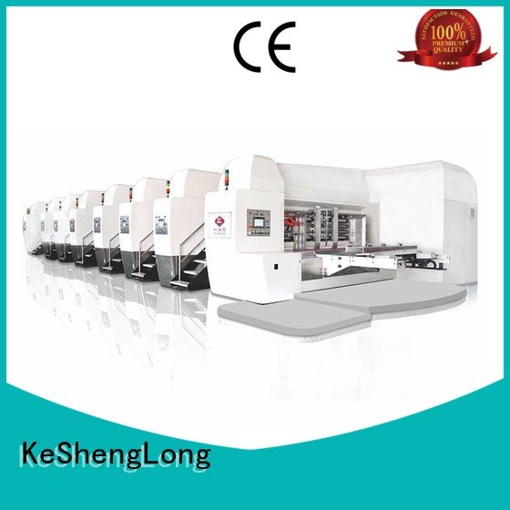 cutting flat top automatic KeShengLong China hd flexo