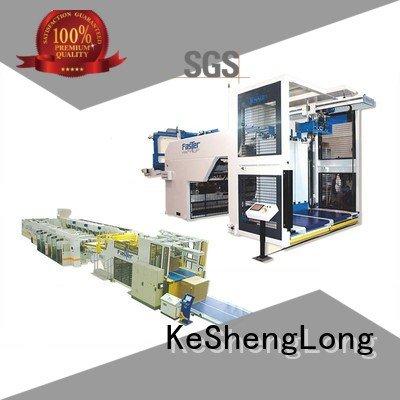 cardboard box printing machine Top PFA cardboard box printing machine KeShengLong Warranty