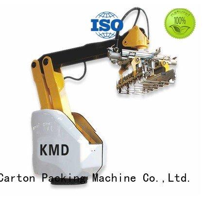 palletizer stacker cardboard box printing machine KeShengLong
