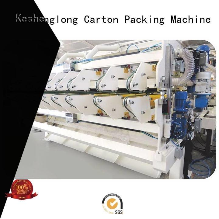 cardboard box printing machine six color PFA OEM cardboard box printing machine KeShengLong Auxiliary Top three color PFA