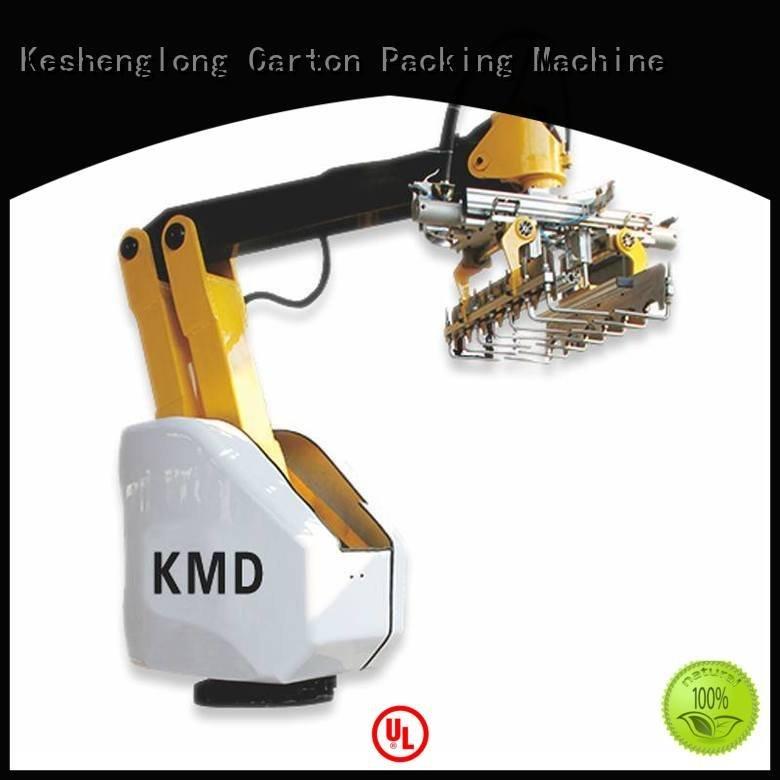 cardboard box printing machine six color Auxiliary OEM cardboard box printing machine KeShengLong