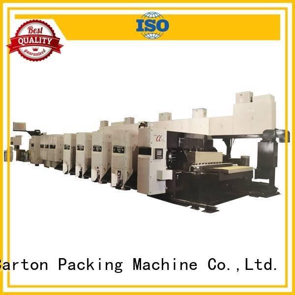 KeShengLong shinko flexo printer slotter machine printer Carton
