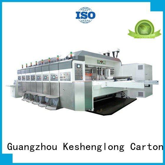 fixed flexo movable goutering KeShengLong China hd flexo