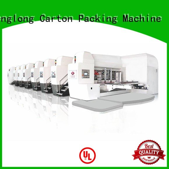 Hot China hd flexo goutering HD flexo printer slotter control KeShengLong