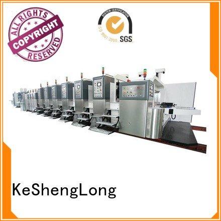 Custom top HD flexo printer slotter cutting China hd flexo