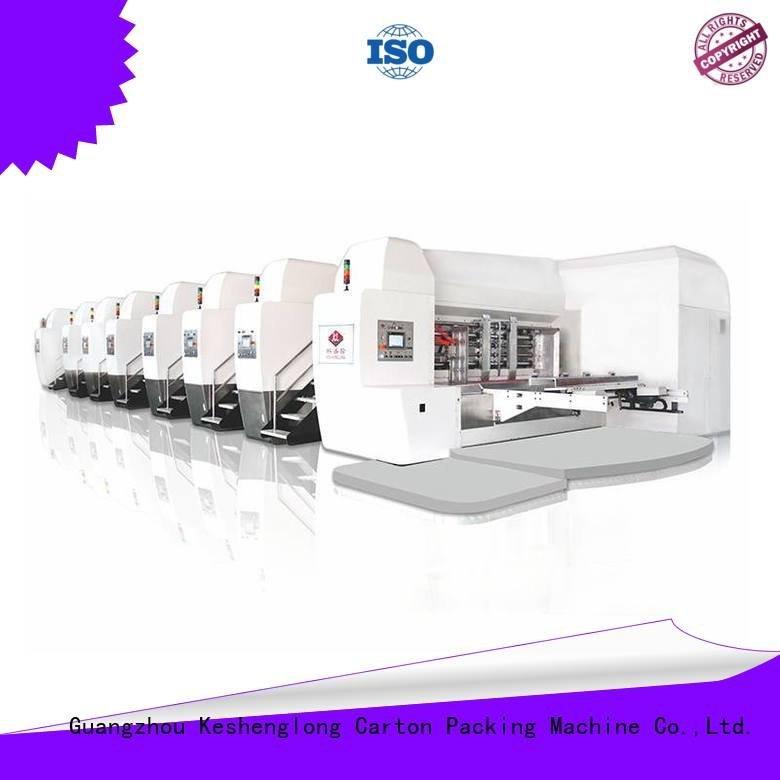 KeShengLong China hd flexo kl bottom printing