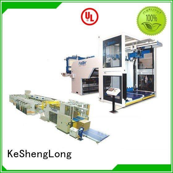 KeShengLong Brand six color three color cardboard box printing machine four color PFA