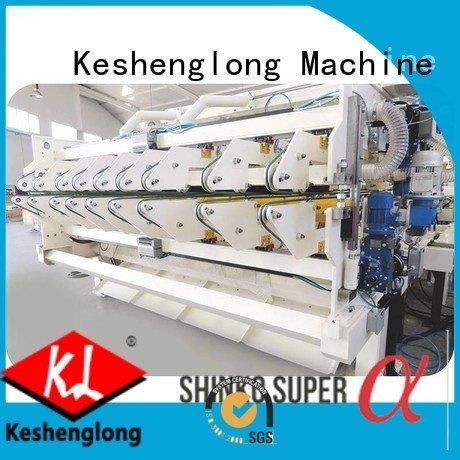 KeShengLong cardboard box printing machine six color PFA Top