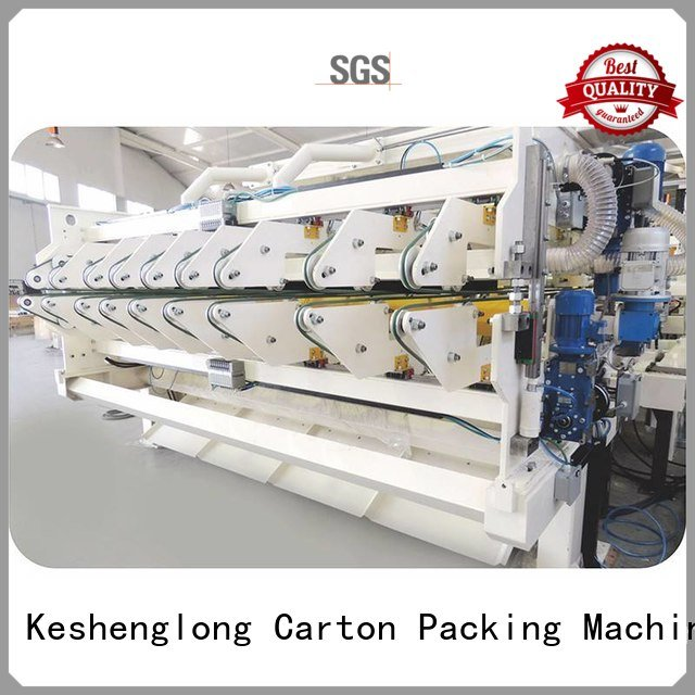 cardboard box printing machine three color four color six color PFA KeShengLong