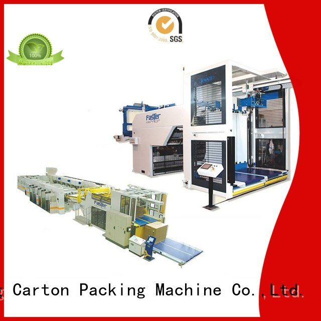 KeShengLong cardboard box printing machine Top Auxiliary four color