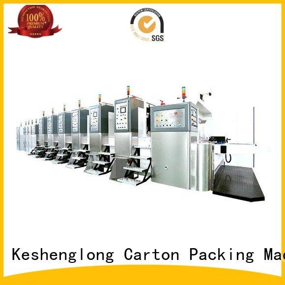 KeShengLong Brand computerized China hd flexo K8-Type folding