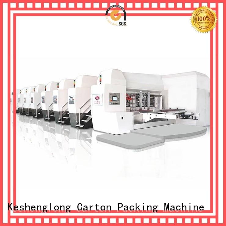 Wholesale gluing China hd flexo control KeShengLong Brand