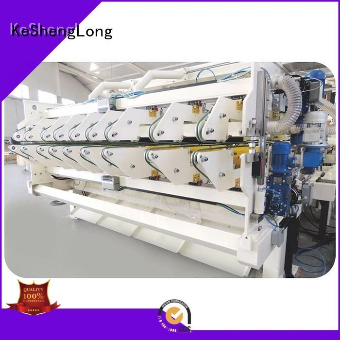 cardboard box printing machine PFA four color Auxiliary three color KeShengLong
