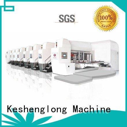 China hd flexo inline top K8-Type structure KeShengLong