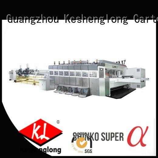 OEM HD flexo printer slotter K8-Type diecutting China hd flexo