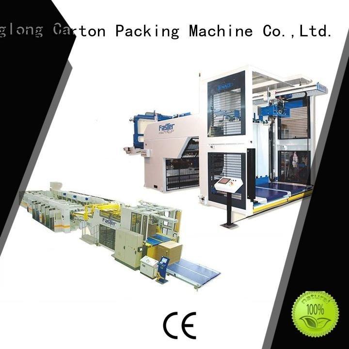 cardboard box printing machine four color Top cardboard box printing machine KeShengLong Brand Top PFA