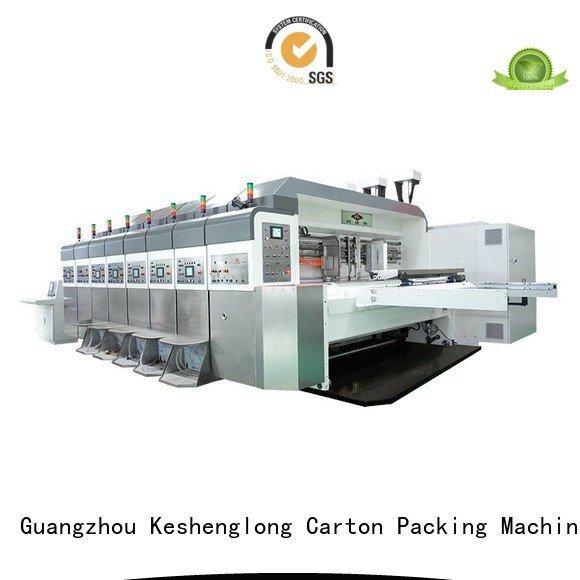 KeShengLong machine slotting ejecting China hd flexo k9type