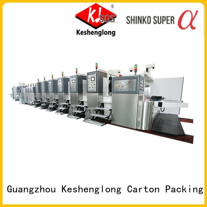 diecutting inline K8-Type KeShengLong China hd flexo