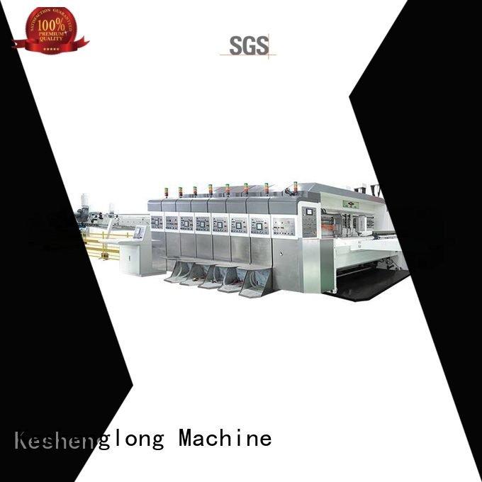 diecutting top K8-Type flexo KeShengLong HD flexo printer slotter