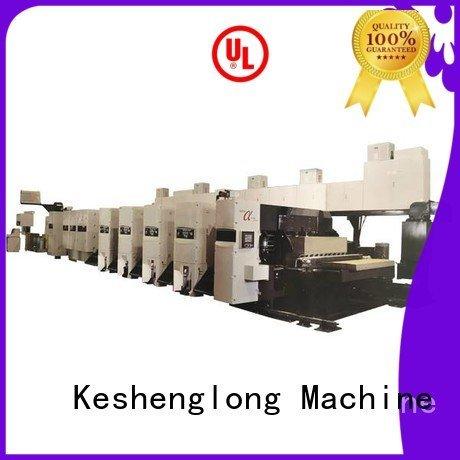 flexo printer slotter China KeShengLong Brand