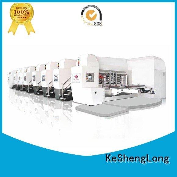 KeShengLong China hd flexo automatic folding K8-Type