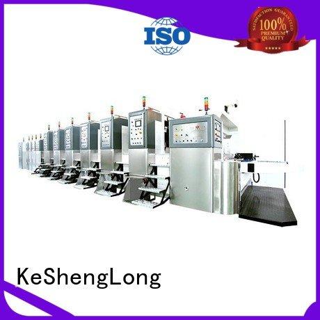 K8-Type slotting flat China hd flexo KeShengLong