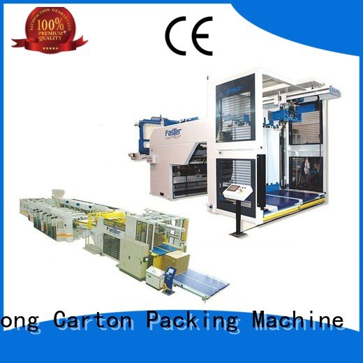 KeShengLong Brand Top three color six color cardboard box printing machine