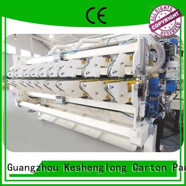 KeShengLong Auxiliary three color PFA cardboard box printing machine Top