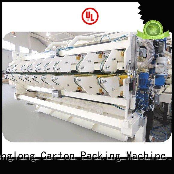 KeShengLong four color six color PFA cardboard box printing machine three color