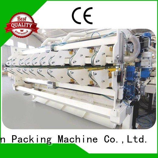 three color cardboard box printing machine PFA four color KeShengLong