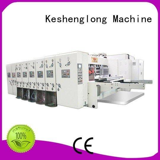 flexo printing and die cutting machine jumbo slotting six color cutting