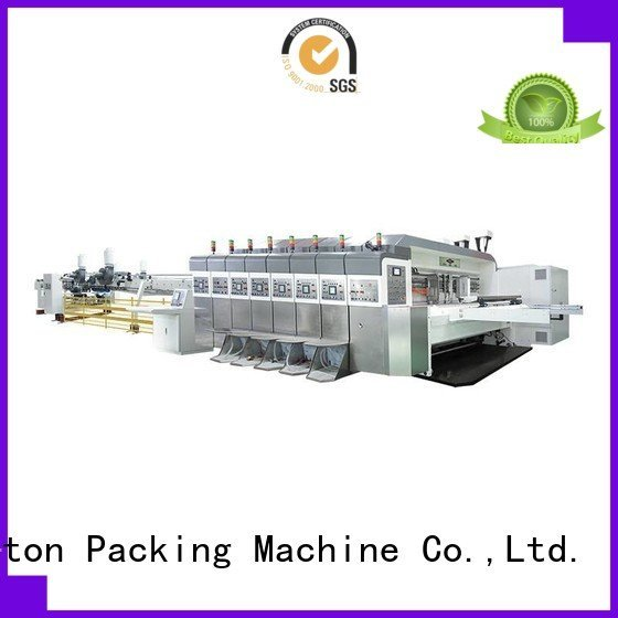 China hd flexo cutting HD flexo printer slotter KeShengLong Brand