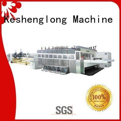 flat folding China hd flexo KeShengLong